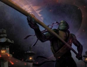 Ninja Turtles: Dawn Of The Ninja Concept Art