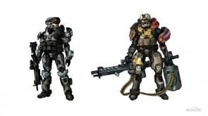 Halo Reach Concept Art