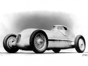 Mercedes Benz Record Cars