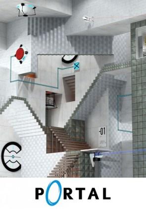 M.C. Escher's Portal
