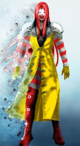 Ronald McDonald 2021