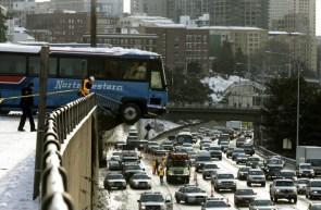 2008 Seattle Bus Crash