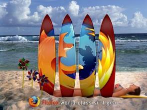 Firefox – World class surf gear