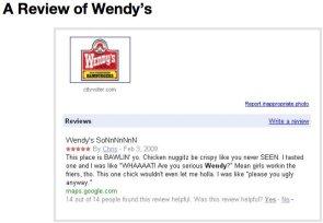 Gangsta Wendys Review