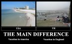 USA vs UK holiday
