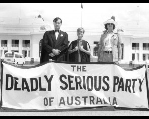 The Deadly Serious Party of Australia