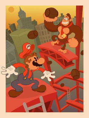 Mario Art (Part 2)