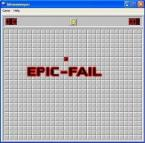 Minesweeper Epic Fail