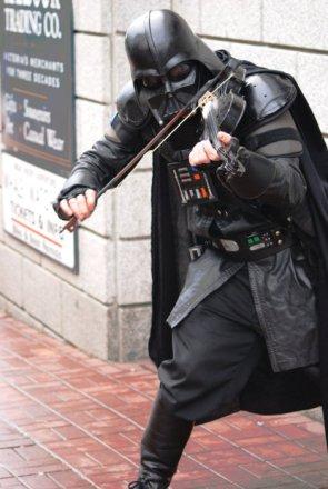 Darth Violinist