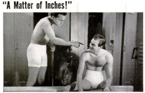 Matter of Inches