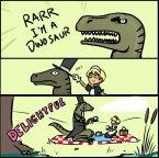 Delightful Dinosaur Comic