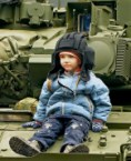 In Russia, every kid gets a tank