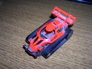 Tyco Fast Traxx slot