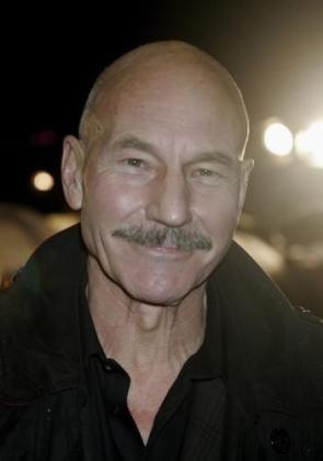 Patrick Stewarts Killer Mustache