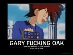 Gary Fucking Oak