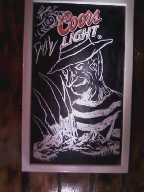 Coors Freddy Light