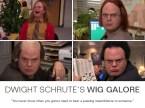 Dwight wigs