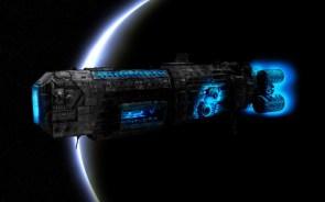 Giant Spaceship