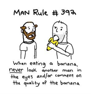 Man rule #392