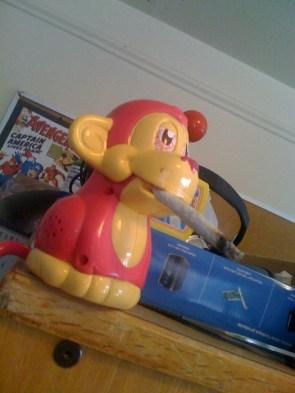 My stoner monkey