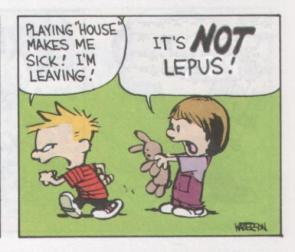 "Calvin And Susie ""House"""