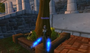 Nooble the Jedi