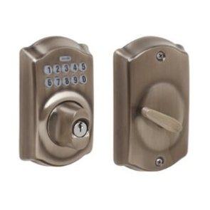 Awesome door handle code lock