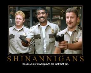 Shenanigans Motivational