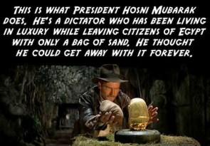 Indy Explains Egypt