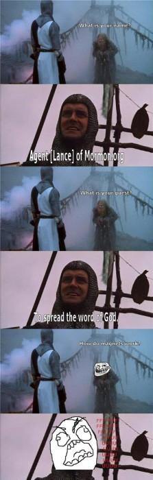 Magnet Troll Meme