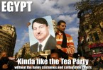 Egypt – Kinda like the Tea Party