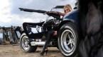 Blonde + Car + Shotgun