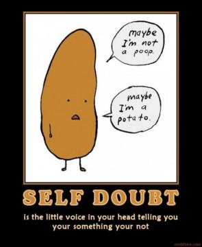 Self Doubt Motivational