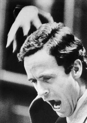 Ted Bundy Angry