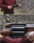 Homemade Revolving Shotgun