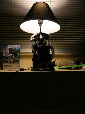 Random picture of my lamp