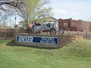The Unser Racing Museum