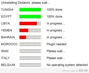Uninstalling Dictaters