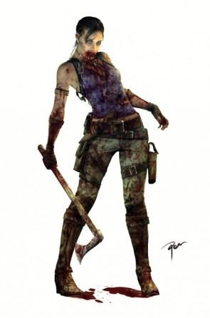 Zombie Sheva