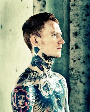 Crush of the Day – Frank Carter of Gallows