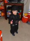 Aidan as Vader