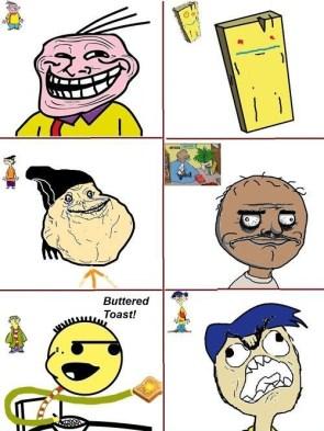 Ed, Edd and Eddy memes