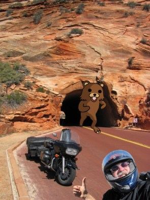 Storminator Visit the Bear Cave
