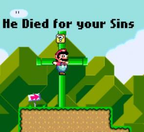 From the church of Mario