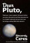 To Pluto, with love!