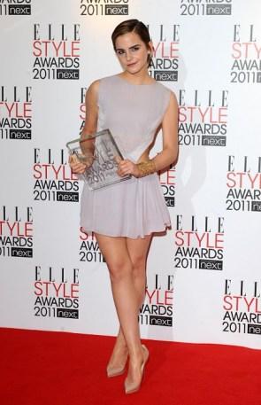Emma's amazing legs