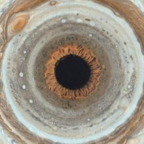 Jupiter's Anus