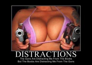 Distractions Motivational
