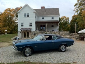 My Ride – 68 Chevelle Malibu