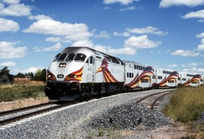 New Mexico Rail Runner Kodachrome